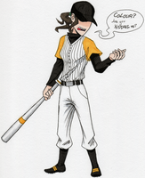 OFF - My Batter self doesn't like colour by Hogia