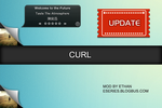 New Curl for iTunes by vingzhujun