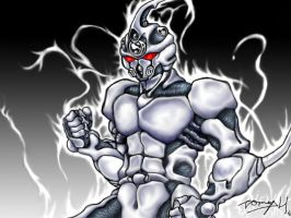 Guyver by MrT1337
