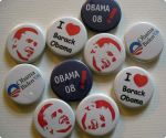 Vote Obama by vickibruce