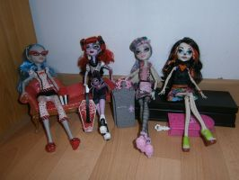 Monster High by elodieland