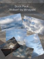 Stock Pack: Wolken by Minaya86-stocks