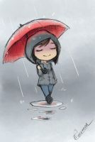 Rainy Day by vasira