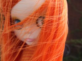 Windy Clementine by wedgielou