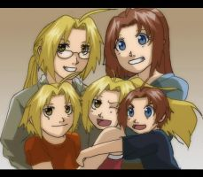 our family by Nishi06
