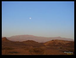 Mountains by mustange
