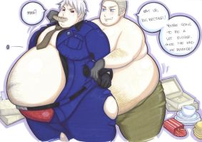stuffing prussia by prisonsuit-rabbitman