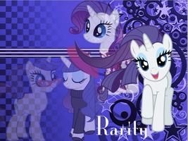 ~Rarity Background~ by StarCatcherZ