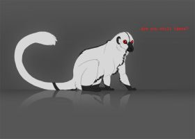 Turret Lemur by Torrentpelt
