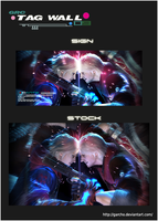 Tag wall Devil may Cry by Garcho
