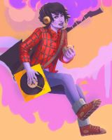 Marshall Lee by Narasura-of-Kashi