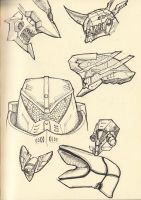 Sketch16: Something Mechanical Looking by Shiryu37