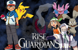 Rise of the Guardians by AdvanceArcy