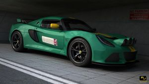 Lotus Exige racing2 by RJamp