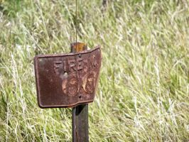 Old Fire Sign by captpackrat