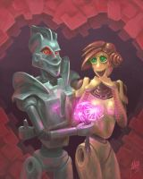 Lovebotics by nancekievill