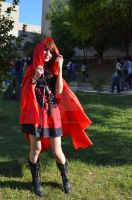 DannieDoll Little Red Hood 2 by MDavnez