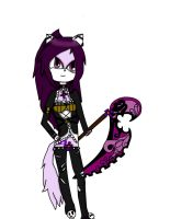 .:PC for Twisted-Fingertips:. Sassy. by Madness-Has-Returned