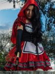 Evil Red Riding Hood (03) by omaroman