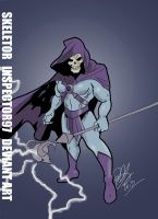 Skeletor by Inspector97