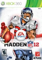 Arian Foster Madden by RGray525