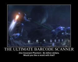 Ultimate Barcode Scanner by Fireblaster77