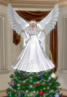 My Treetop Angel by CaperGirl42