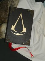 Assassins Journal by Ganjamira