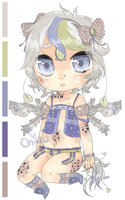 :Jueri - Single Adoptable [Closed]: by Chi-Adopts-Yo