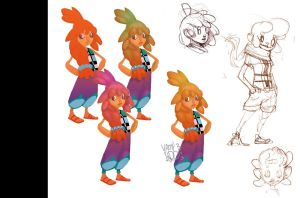 another old concept work by Vamp1r0