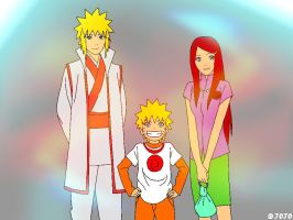 :: Uzumaki Family :: by JoJoAsakura