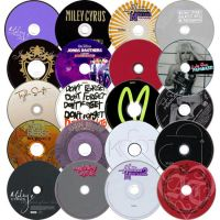 CD'S PNG by Gomez-Style