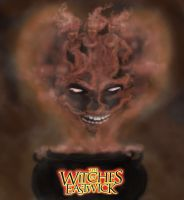 the witches of eastwick by Prydester