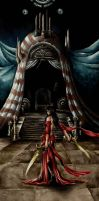 The Empress of Time by Joao-Lima