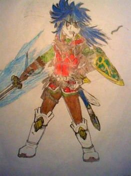 FE Fates Tsubasa - Wounded, but not Defeated by CrystalPhoenix2