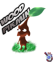 AT:The Hardwood Pikmin by RB9