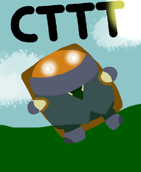 CTTT Comic Cover by EnderSkyLord
