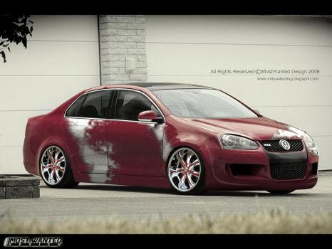 VW Jetta by MWPHOTO