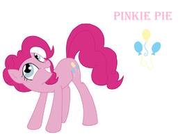 Pinkie Pie by Lightning-flame