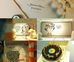 Tiramisu, 3D animated music video, 2013 by umidelmare