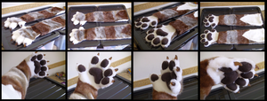 Zarkayrin Handpaws by CuriousCreatures