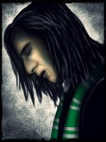 Young Severus by KatjaFin