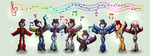 Seekers singalong by thebluerooster
