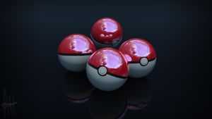 PokeBalls 2 by alexdarkred