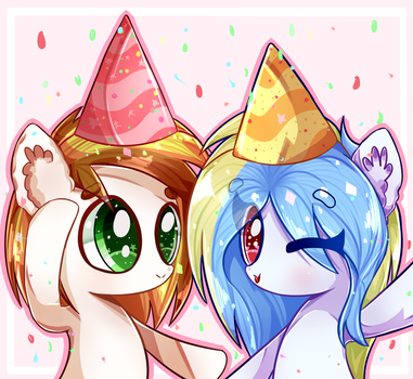 HAPPY BIRTHDAY by Sweet-Pillow