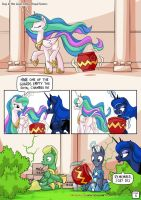 Day in the Lives of the Royal Sisters 05 by mysticalpha