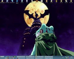 Desktop as of May 18th by Sello87