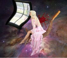 window to +sur+reality by the-grim-rita
