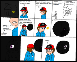 But I don't want to catch them all! p1 by InvaderToum