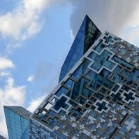 The Cube, Birmingham by mattconnect